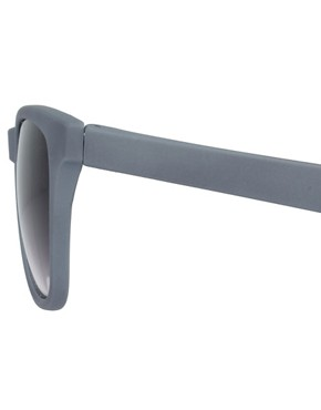 Image 4 ofRiver Island Wayfarer Sunglasses
