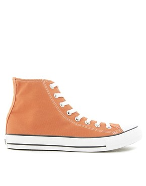 Image 4 ofConverse All Star Hi-Top Plimsolls