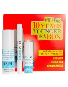 Image 1 ofNIP + FAB Limited Edition 10 Years Younger In A Box SAVE 55%
