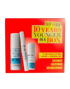 Image 3 ofNIP + FAB Limited Edition 10 Years Younger In A Box SAVE 55%