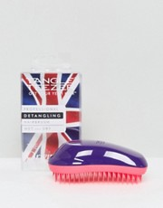 Tangle Teezer Professional Detangling Brush Purple &amp; Pink