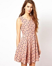 Le Ciel Skater Dress