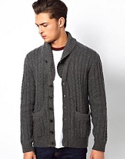 French Connection Lambswool Cardigan