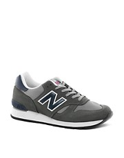 New Balance - Made in England 670 - Scarpe da ginnastica