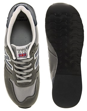 Image 3 ofNew Balance Made in England 670 Trainers