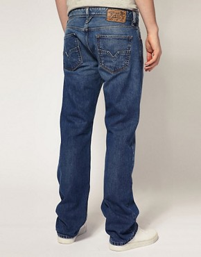 Image 2 ofDiesel Larkee 73P Straight Jeans