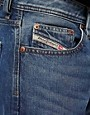 Image 3 ofDiesel Larkee 73P Straight Jeans