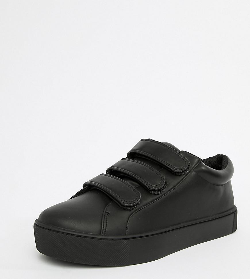 Imagen principal de producto de Zapatillas de deporte con velcro de Monki - Monki