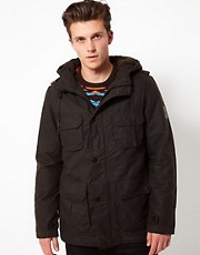 Revolution Parka Jacket with Borg Lining