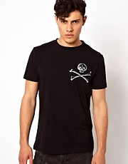 Camiseta Black Death Romancers de Aon! Black