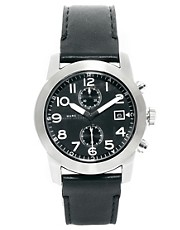 Marc by Marc Jacobs Larry Chronograph Watch MBM5033