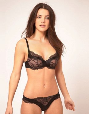 Image 4 ofObsidian By Elle Macpherson Intimates Hosanna Contour Bra
