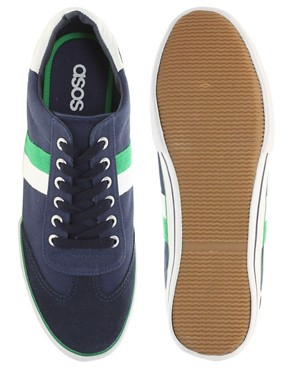 Bild 3 von ASOS  Turnschuhe im Retro-Look