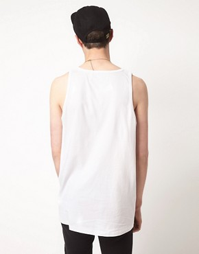 Image 2 of BOY London Leave The Boy Alone Vest