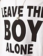 Image 3 ofBOY London Leave The Boy Alone Vest