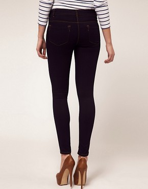 Image 2 of ASOS Maternity Ridley Supersoft Ultra Skinny Jean