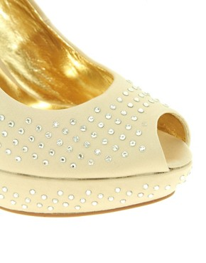 Image 2 ofTed Baker Svana Crystal Embellished Shoe