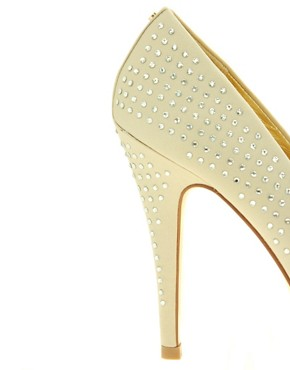 Image 3 ofTed Baker Svana Crystal Embellished Shoe