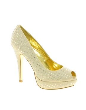 Image 1 ofTed Baker Svana Crystal Embellished Shoe