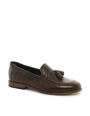Image 1 ofH By Hudson Tiska Tassel Loafers