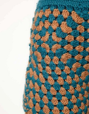 Image 3 ofKomodo Shorts in Crochet Knit