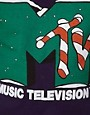 Image 3 ofASOS T-Shirt With MTV Christmas Print