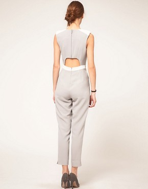 Image 2 ofASOS Jumpsuit With Neon Embellished