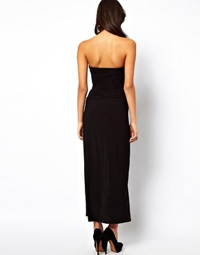 Image 2 ofASOS Maxi Dress With Embellishment