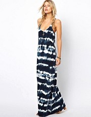 Denim &amp; Supply By Ralph Lauren Tie Dye Maxi Dress