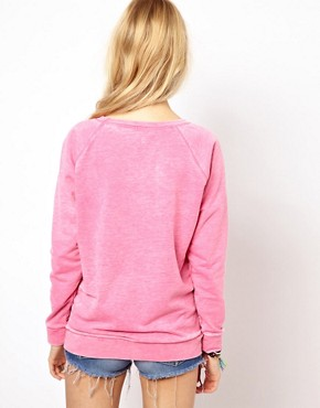 Image 2 of River Island Wild Ones Sweat Top