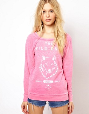 Image 1 ofRiver Island Wild Ones Sweat Top