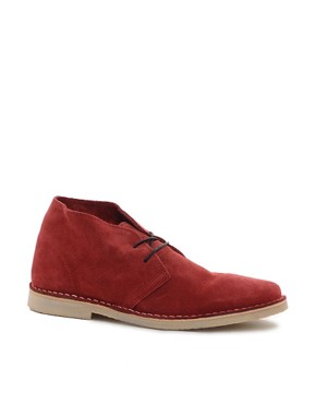 Image 1 ofSelected Homme Leon Desert Boots