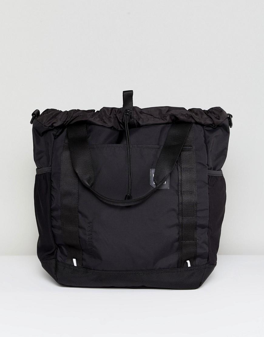 Черная нейлоновая сумка Herchel Barnes - Черный Herschel Supply Co