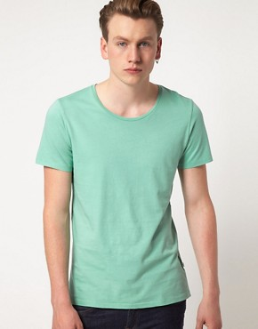 Image 1 of J Lindeberg Scoop Neck T-Shirt