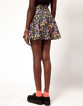 Image 2 ofFairground Sweeties Skater Skirt