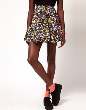 Image 4 ofFairground Sweeties Skater Skirt