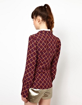 Image 2 ofSister Jane Jacket in Geometric Print