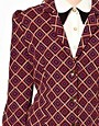 Image 3 ofSister Jane Jacket in Geometric Print