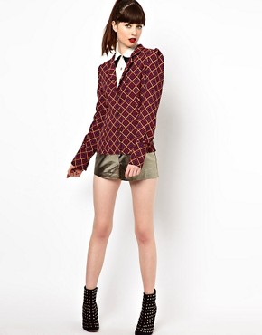 Image 4 ofSister Jane Jacket in Geometric Print