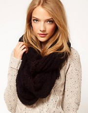 ASOS Textured Knit Snood