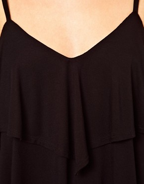 Image 3 ofASOS Cami with Frill V Back