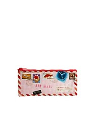Blue Q Air Mail Pencil Case
