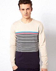 Esprit Stripe Sweater