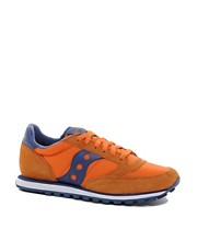Saucony Jazz Low Pro Trainers