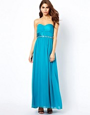 Coast Teigan Maxi Dress with Embellished Waist