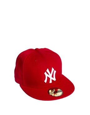 Image 1 ofNew Era 59Fifty Cap NY