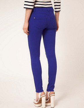 Image 2 ofA Wear Cobalt Skinny Jean