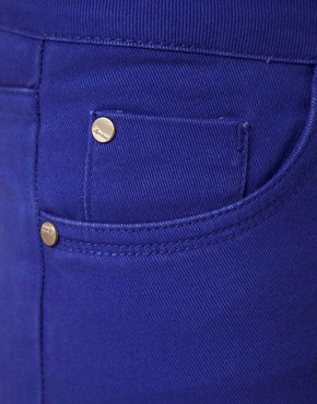 Image 3 ofA Wear Cobalt Skinny Jean