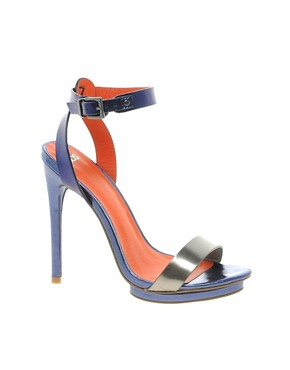 Image 1 ofASOS HACKNEY Heeled Sandals