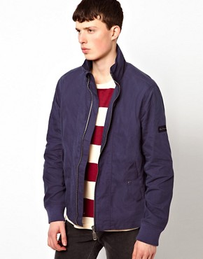 Image 1 of Ben Sherman Funnel Neck Jacket